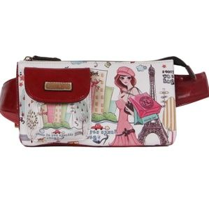 Nicole Lee Fanny Pack, Girl went shopping